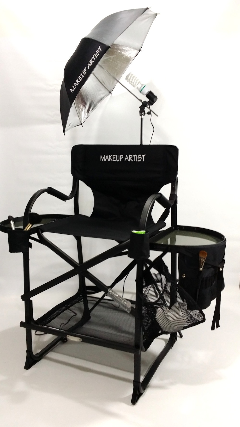 Why are Folding Makeup Chairs Essential for Beauty Salon Businesses?  sc 1 st  Tuscany pro & Why are Folding Makeup Chairs Essential for Beauty Salon Businesses ...