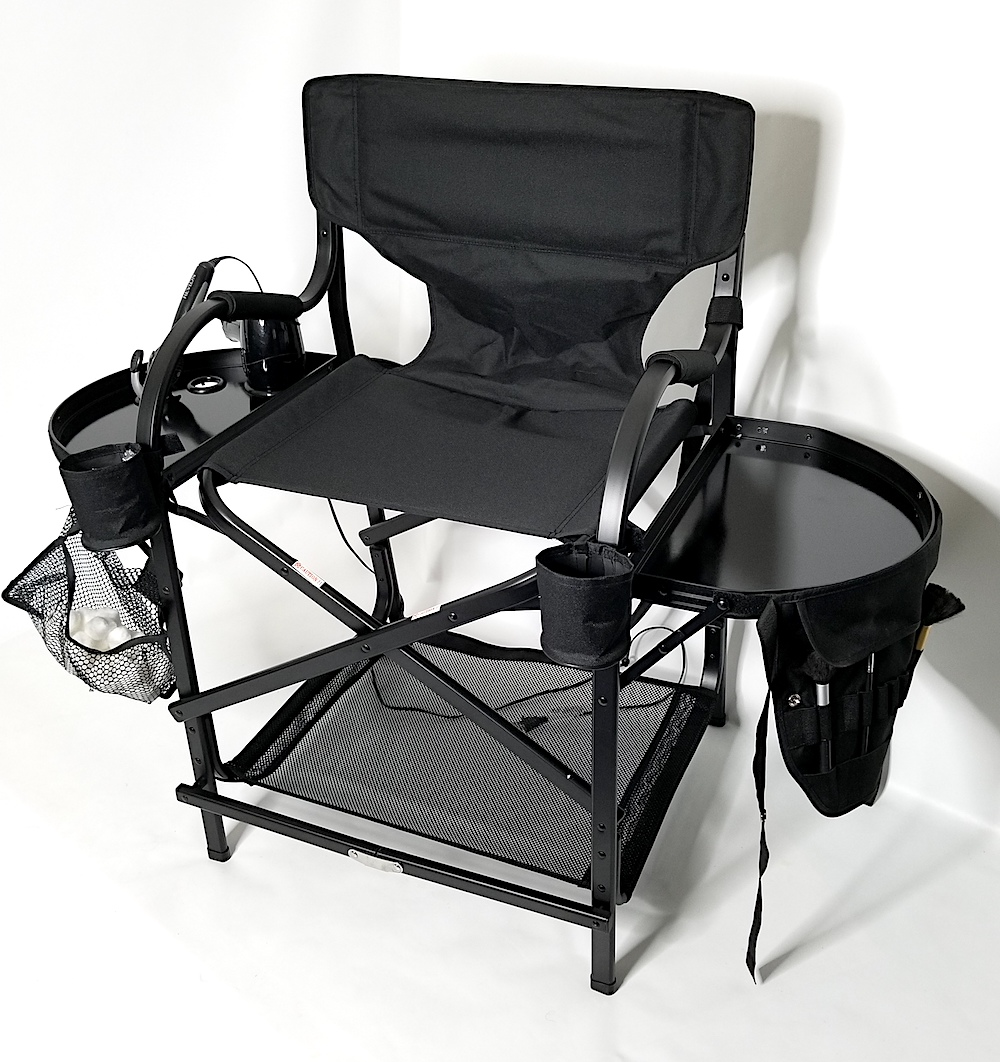 Tuscany Pro Mid Size Makeup Amp Hair Portable Chair 22 Quot Seat