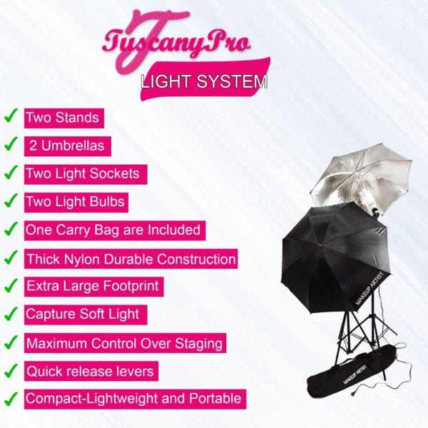 TUSCANY PRO LIGHT SYSTEM