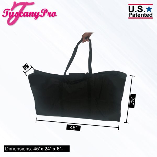 TUSCANY PRO MAKE UP CHAIR CARRY BAG-LARGE SIZE-1