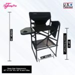 TUSCANY PRO TALL MAKEUP CHAIR-29″ SEAT HEIGHT-1