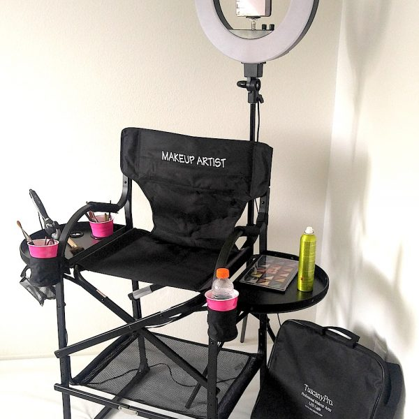Benefits Of A Portable Makeup Artist Chair