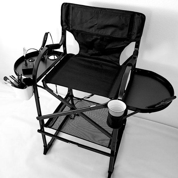 makeup artist chair portable