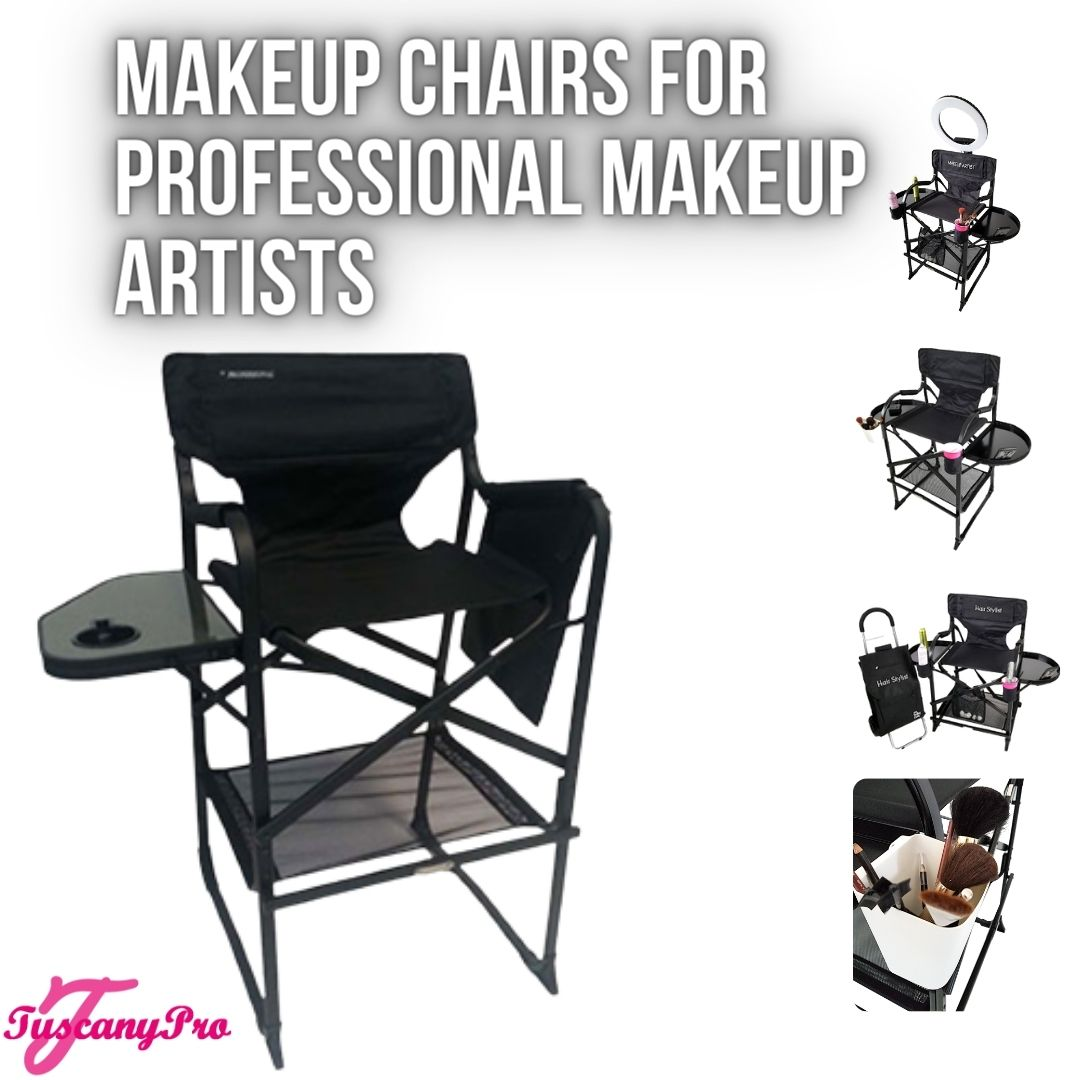makeup chairs for professional makeup artists
