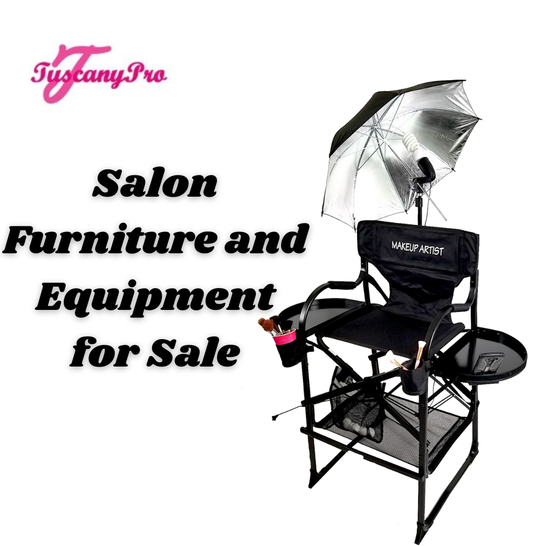 Salon Furniture and Equipment for Sale